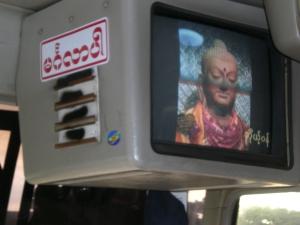 mit Buddhas Segen auf die Reise