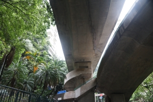 Hongkonger Straßendschungel