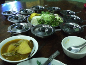 Myanmar Tapas