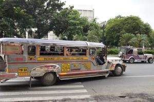 Jeepny in Manila
