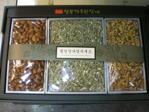 koreanischer Snack zum Bier