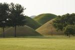 Königsgräber in Gyeongju
