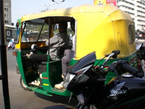 Auto-Rikshaw Ahmedabad