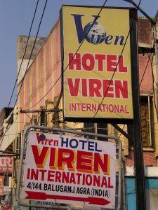 Hotel Viren in Delhi