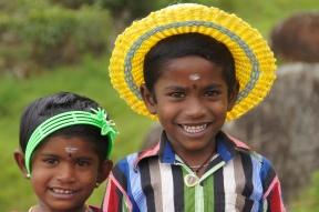 Kinder in Haputale
