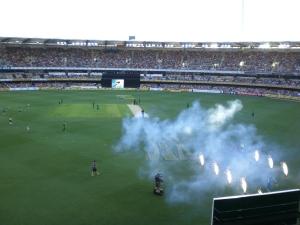 Cricket in Brisbane