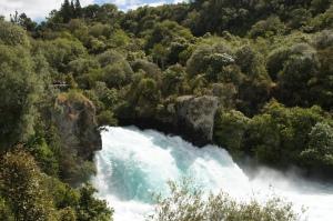 Huka-Falls in Taupo