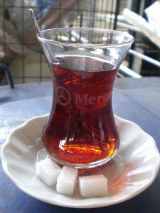 Mercedes Tee