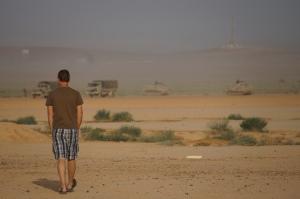 Wüstensoldaten
